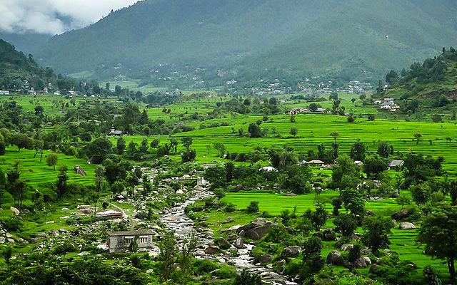 Karsog, Himalayan Town