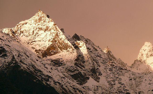 Kinnaur Kailash Mountain Parikrama