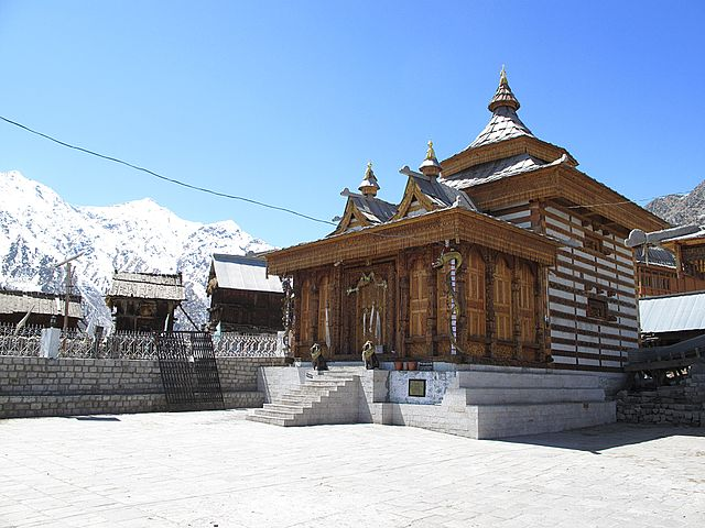 Mathi Temple, Chitkul