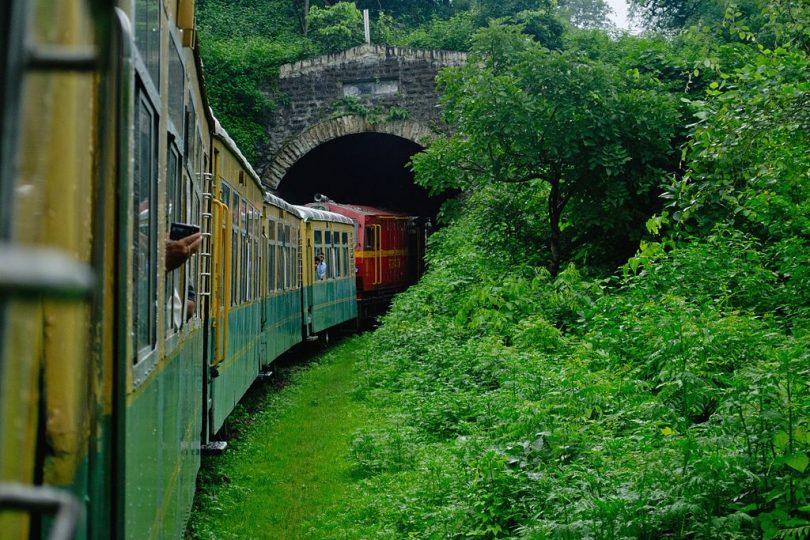 Himalayan Train Ride