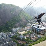 How About Riding Funicular Rail to Reach Sugarloaf Mountain?