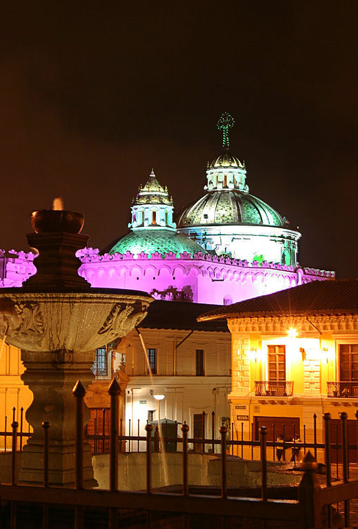 International Holiday Destinations Quito