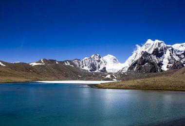 Alpine Lakes in India