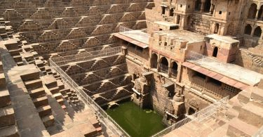 Tourist Destinations Step-Well