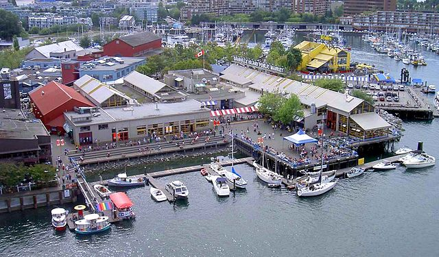 Trending International Tourist Destinations 2019-Granville Island