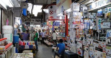 Street Shopping in Mumbai-Mumbai Shopping Guide