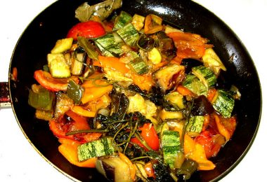 Ratatouille, Pondicherry French Food