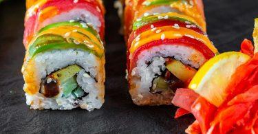 Seafood in Las Vegas Sushi