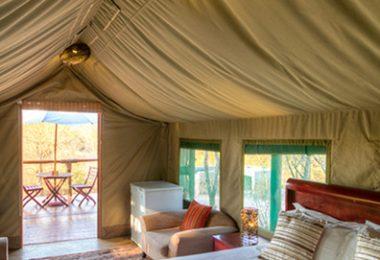 B'sorah Luxury Tented Camp, Best Romantic Getaways in Johannesburg