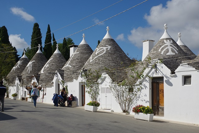 Alberobello townUnderrated Vacation Spots