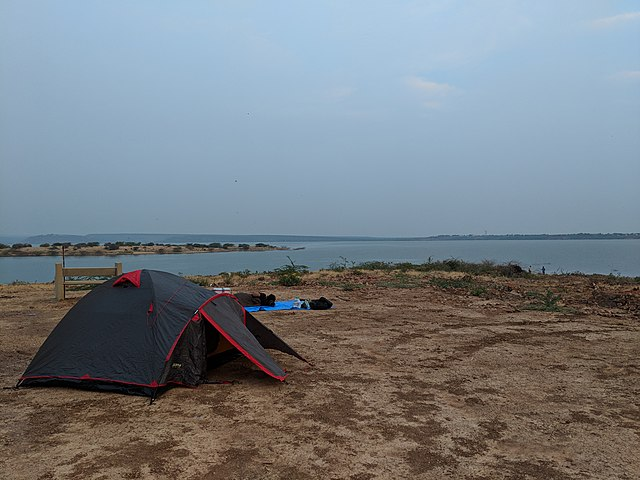 Pennar River Camp