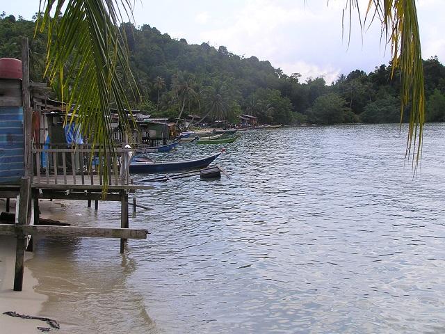 Underrated Vacation Spots Pangkor Island, Malaysia