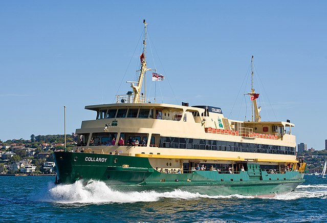 Unique Things to Do in Sydney Ferry ride