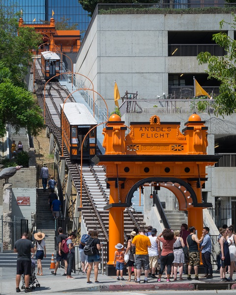 funicular rail transportation