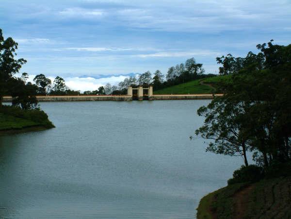 Megamalai Wildlife Sanctuary, Manalaru Dam