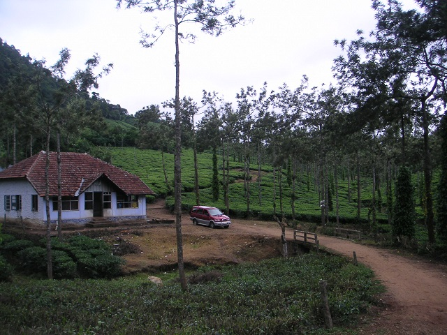 Peermedu hill station