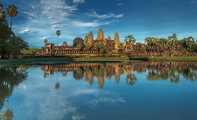 best places to Visit in Southeast Asia Angkor Wat