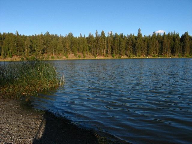 Lake Horseshoe, Canada