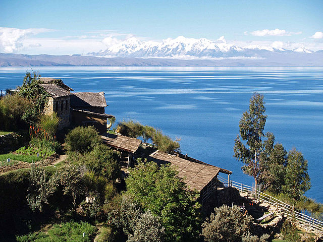 Most Beautiful Lakes in the World- Lake Titicaca, South America