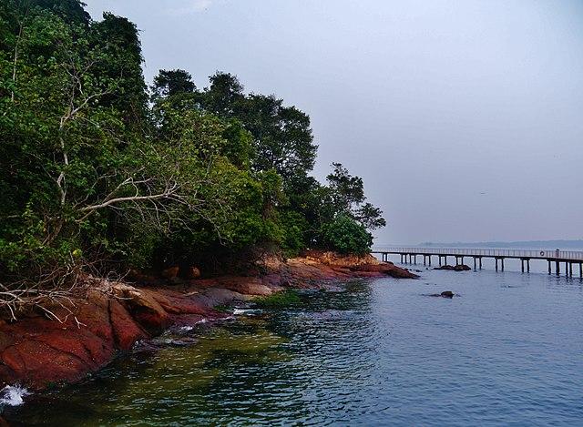 Ubin Island