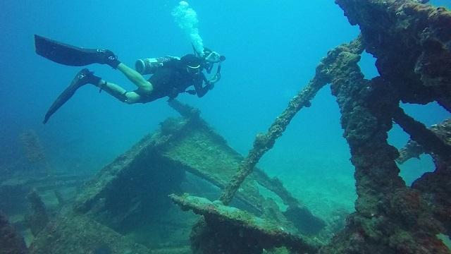 shipwrecks Best Scuba Diving in the World