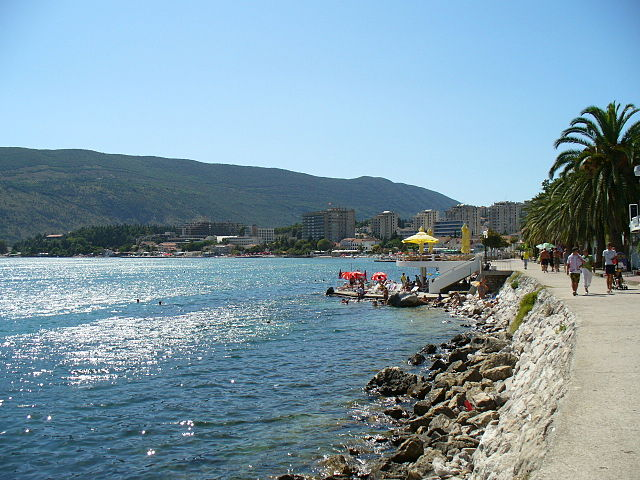 Žanjic Beach