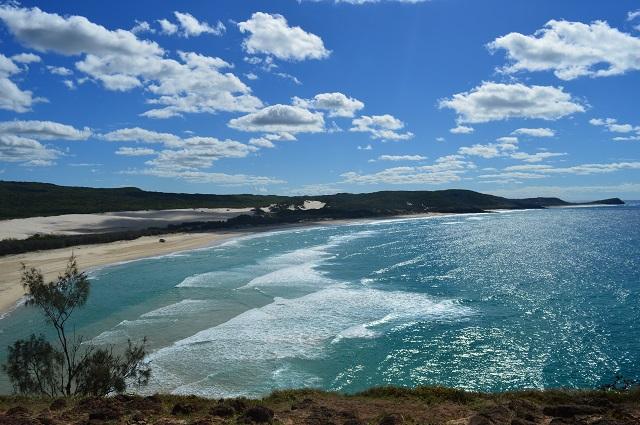 Australian Island Fraser