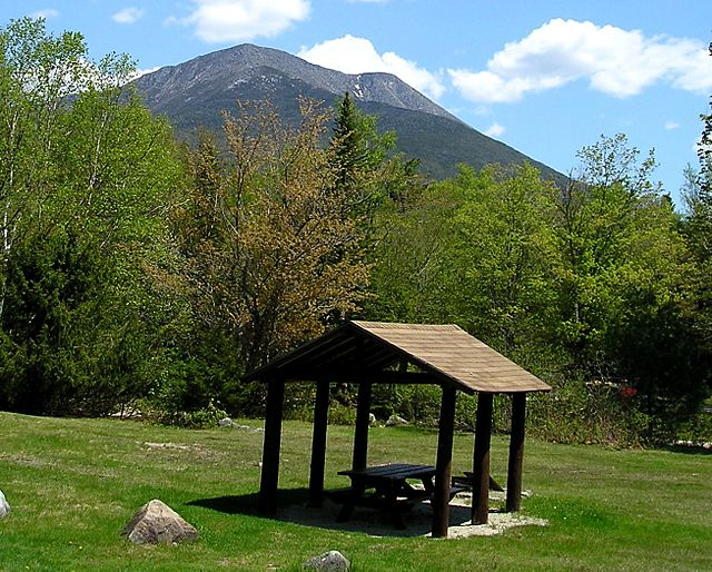 Baxter State Park in US