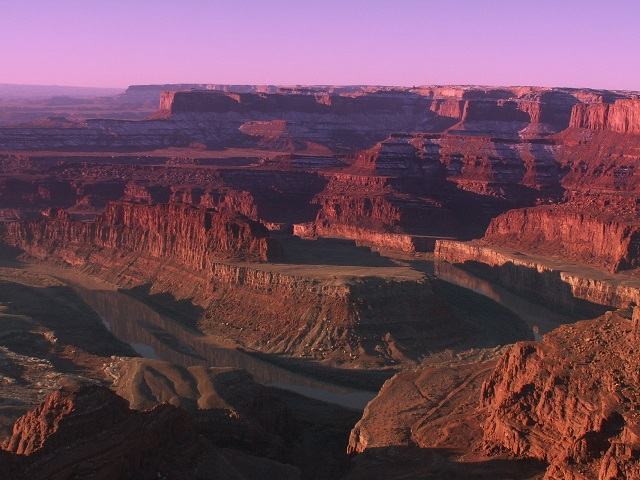 Dead Horse Point State Parks in US