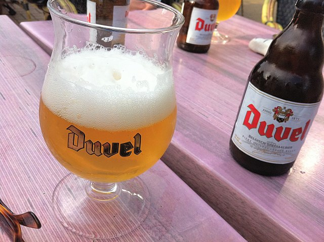 Top Beers in the World-Duvel Beer