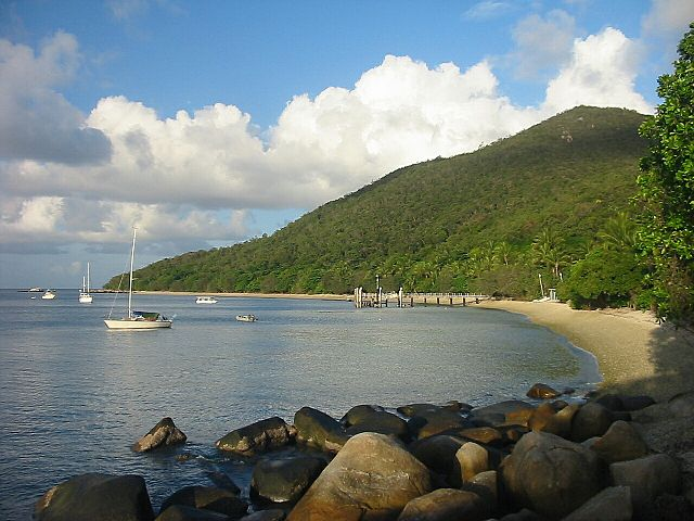 Australian Islands-Fitzroy Island