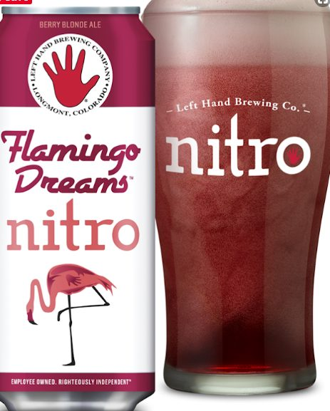 Flamingo Dreams Nitro beer