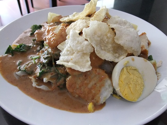 Gado Gado, Street food from Indonesia
