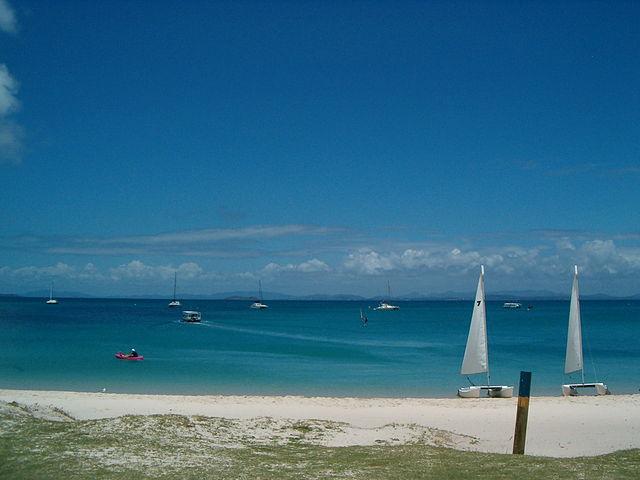 Australian Island- Great Keppel Island