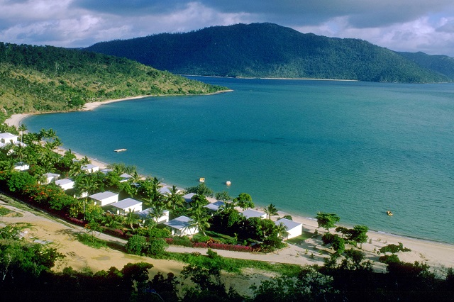 Australian Islands-Hayman Island