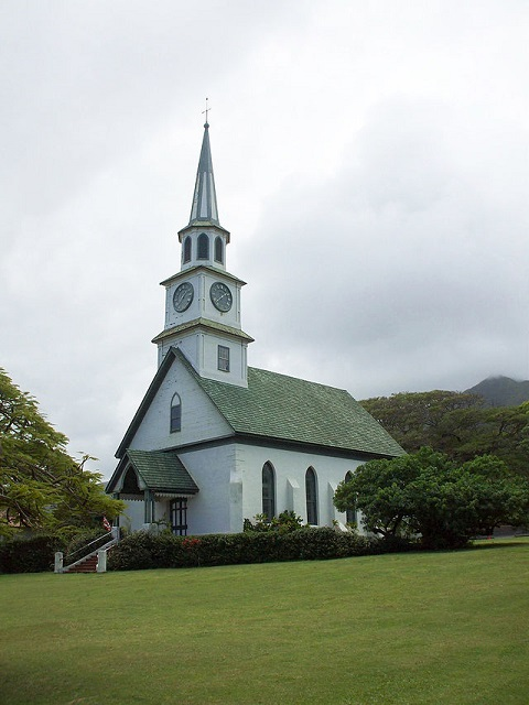 Kaʻahumanu Church