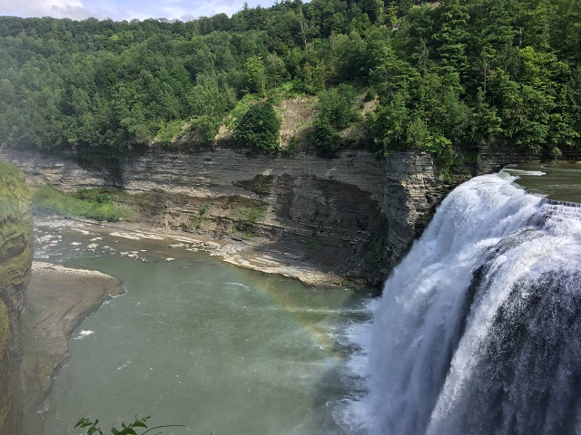 Letchworth State Parks in US