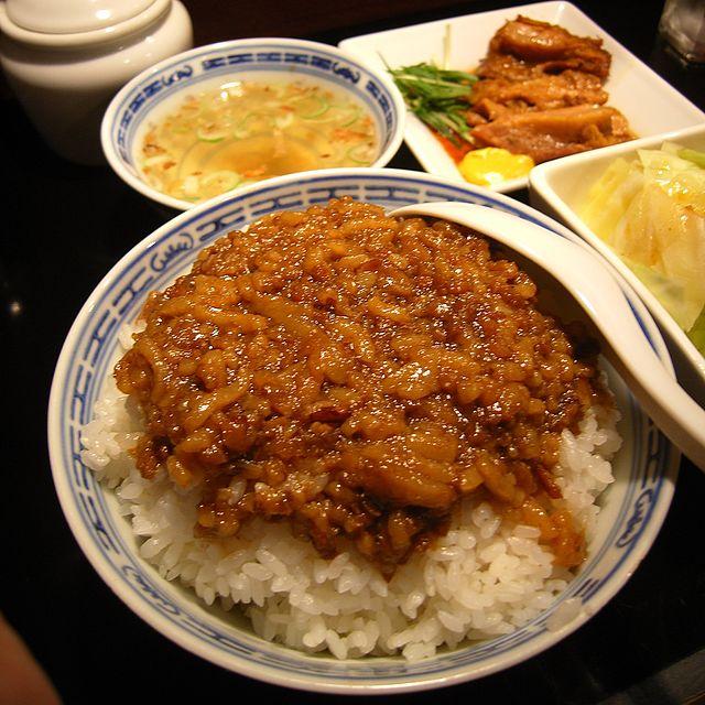 Lurou Fan, Asian Street food from Taiwan