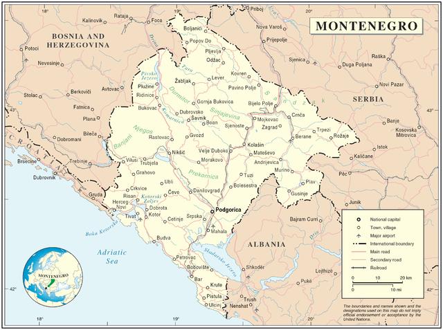 """""""Montenegro"""