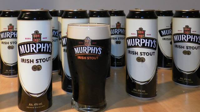 Murphy's top beers in the world