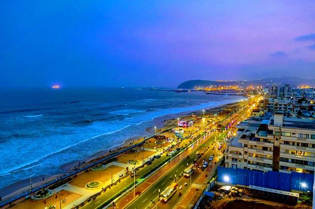 Ramakrishna Beach (RK Beach), Andhra Pradesh