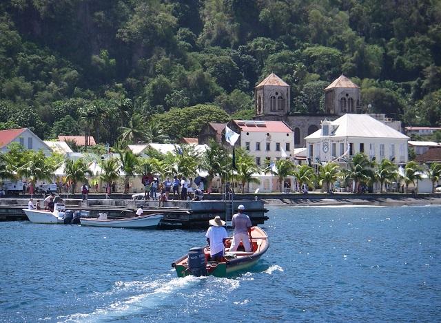 Saint-Pierre, Martinique Caribbean Islands