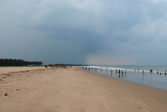Vakalapudi Beach, Andhra