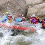 Thrilling White Water Rafting in India
