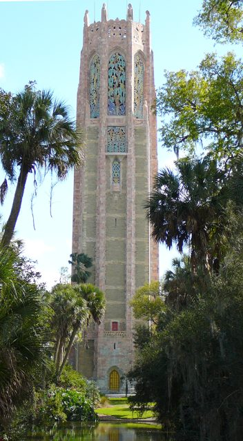 Interesting Places to Visit in Florida Bok Tower