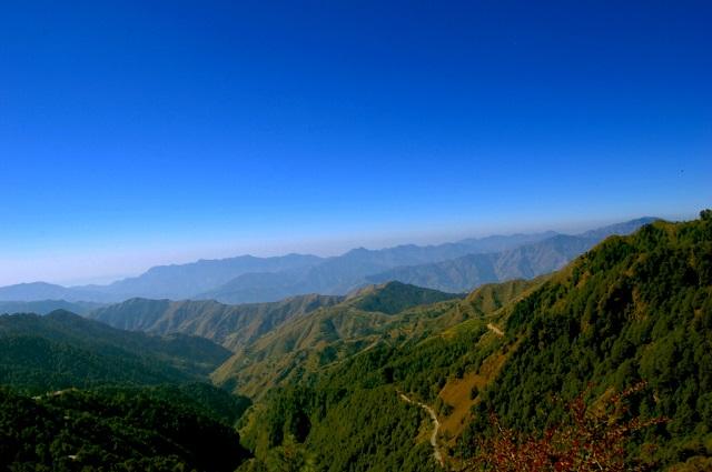 Chakrata valley of Uttarakhand