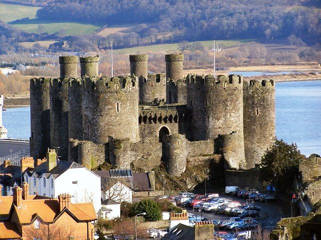 Things to Do in Wales Conwy Castle