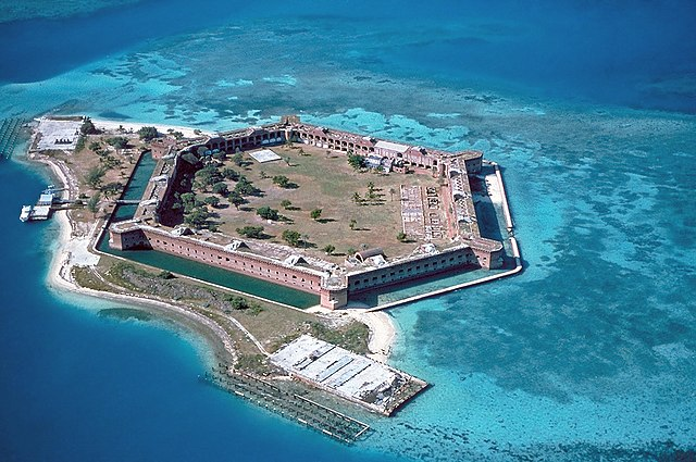 Places to Visit in Florida Dry Tortugas National Park