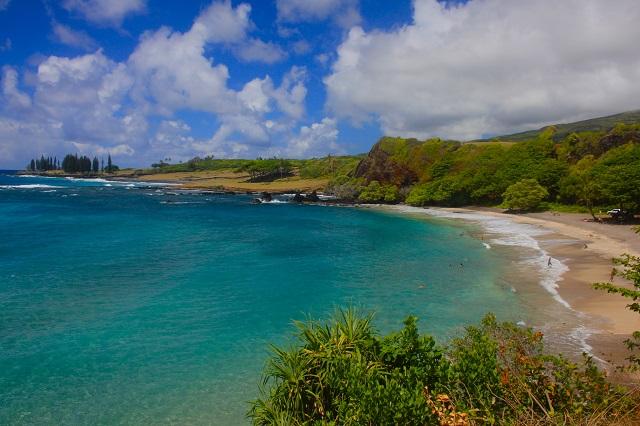 Best Beaches in Hawai Hamoa Beach