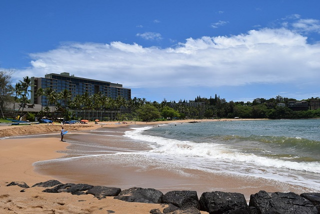 Best Beaches in Hawai Kalapaki Beach